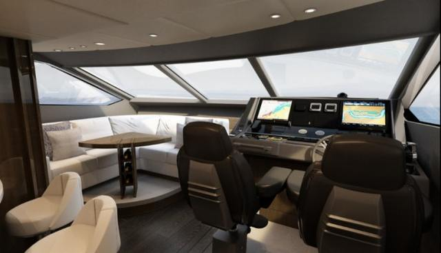 Roaming Spur Charter Yacht - 4