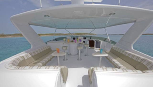 Bayou A Bud Charter Yacht - 2