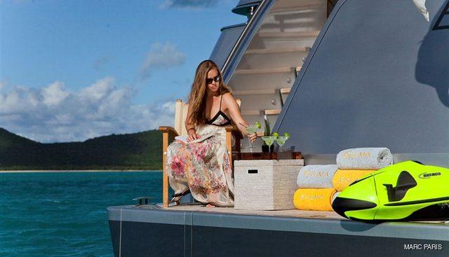 Exuma Charter Yacht - 8