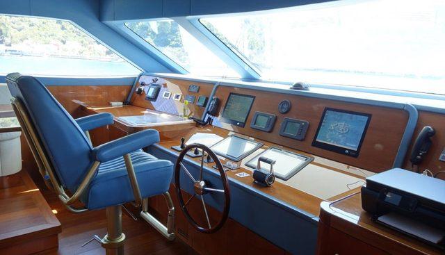 Rebecca V Charter Yacht - 7