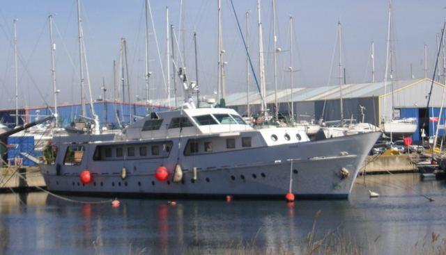 Liberty S Charter Yacht - 3