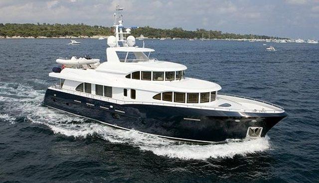 Belle Isle Charter Yacht