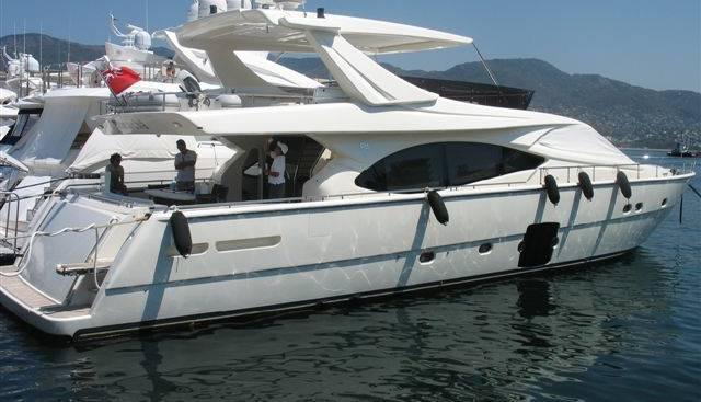 Ricacha Charter Yacht
