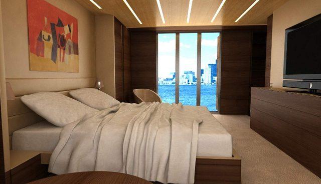 Aicon Navetta 110 Charter Yacht - 5