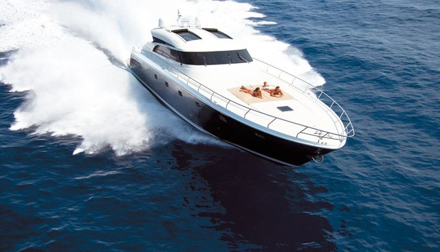 Continental 80 Charter Yacht - 2