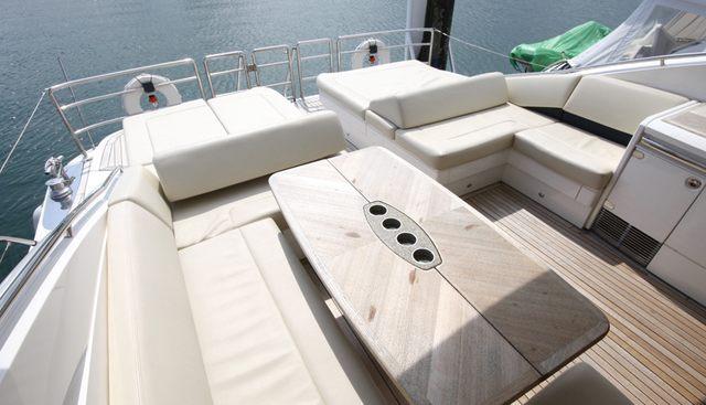 Les Trois Filles Charter Yacht - 4