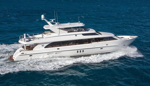 Lola T Charter Yacht