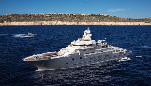 Andromeda Charter Yacht - 2