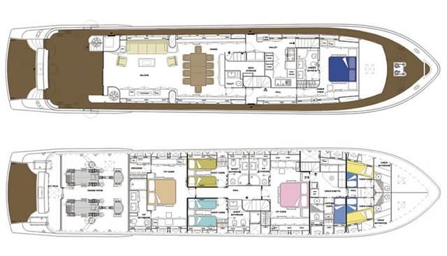 Magic Dream Charter Yacht - 5