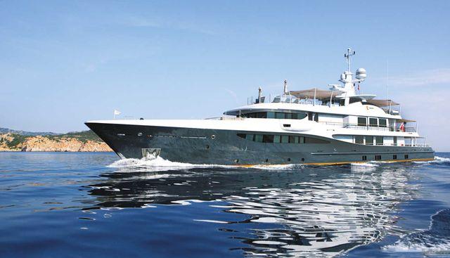 Gene Machine Charter Yacht