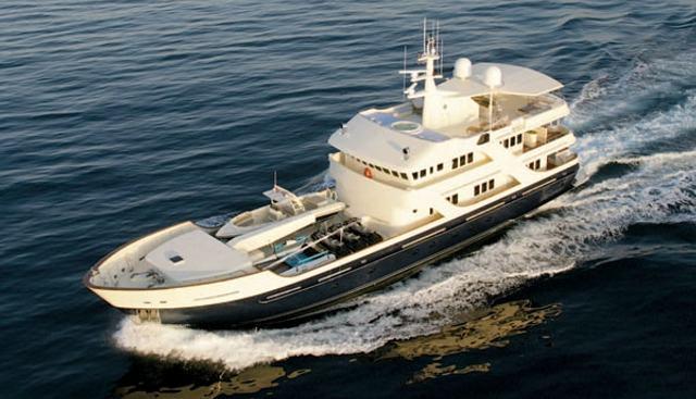 Liberta Charter Yacht