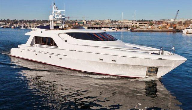 Tamara Charter Yacht