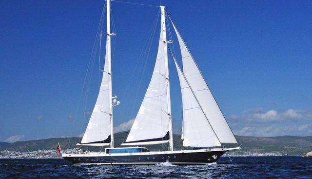 Tuyika S Charter Yacht