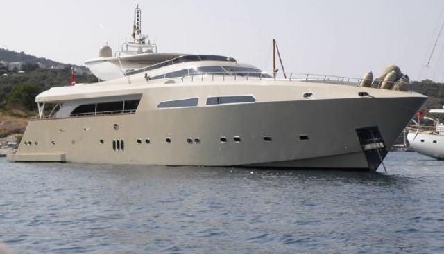 Baraka Charter Yacht