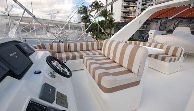 Always Something Charter Yacht - 4