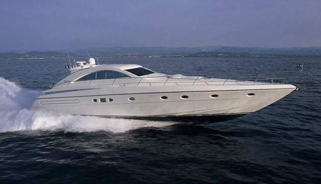 Drago 70 Charter Yacht