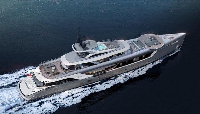 Piuma Charter Yacht