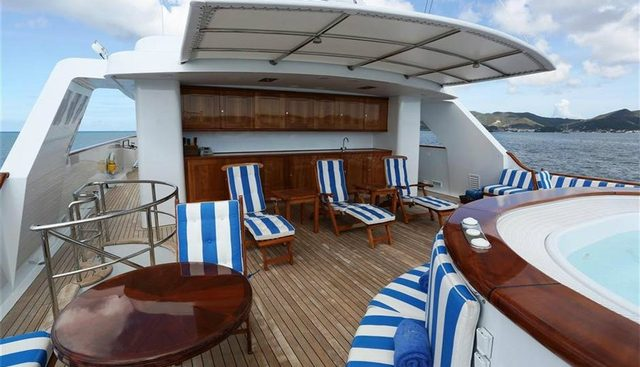 Lady Victoria Charter Yacht - 3