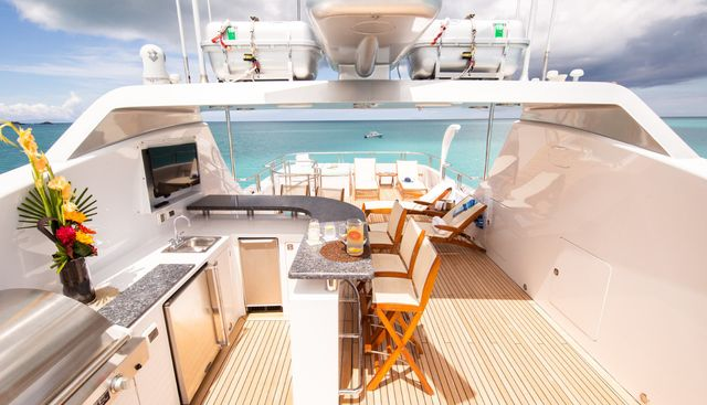 Just Enough Charter Yacht - 3