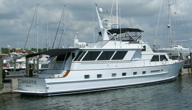 Absolute Charter Yacht