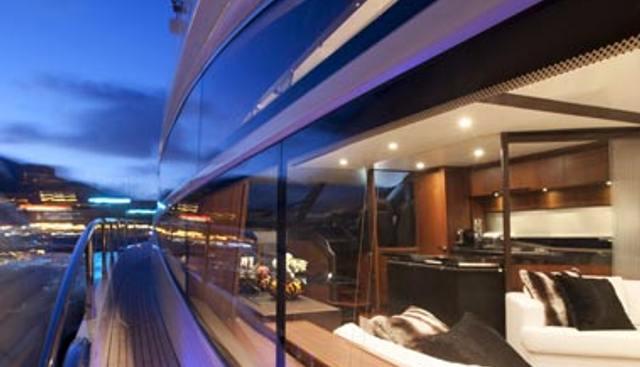 Panthera Cove Charter Yacht - 8