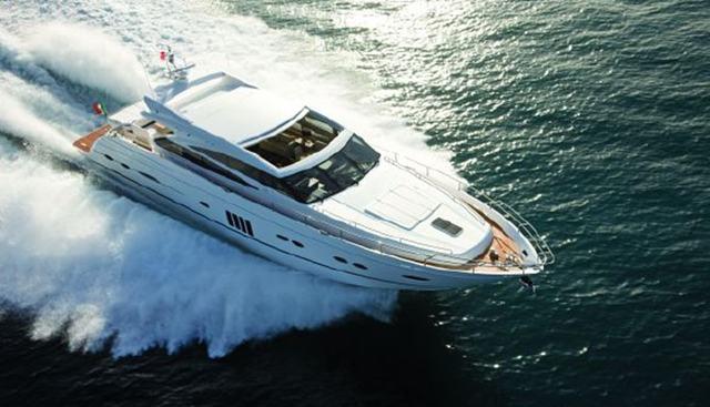 Princess V78 Charter Yacht - 3