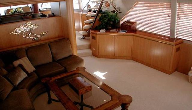 Esperanza Charter Yacht - 3