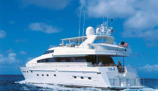 MJ Charter Yacht - 2