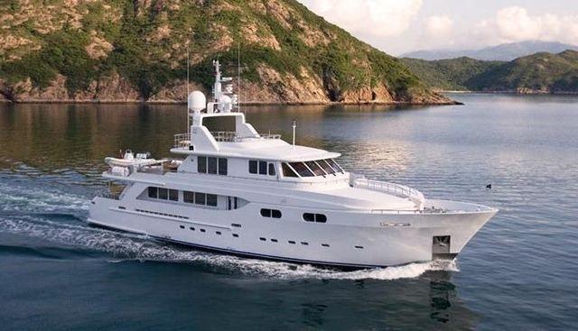 Princess V Charter Yacht