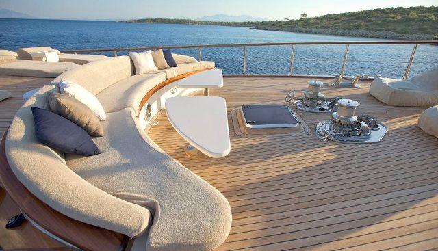 Miss B Charter Yacht - 3