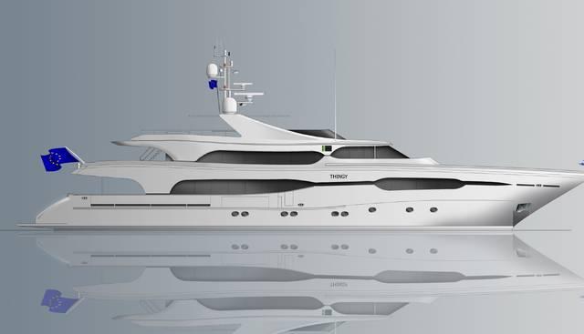 Jeddon Charter Yacht