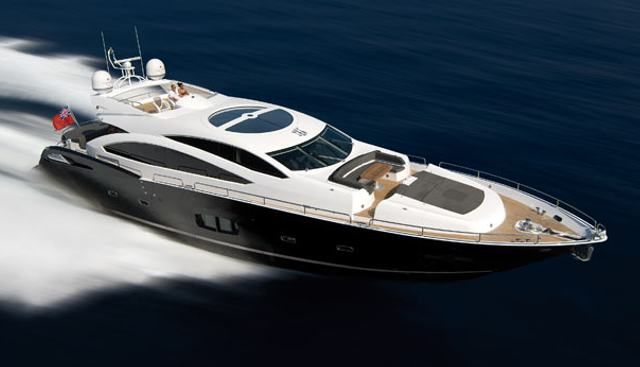 RE 1 Charter Yacht