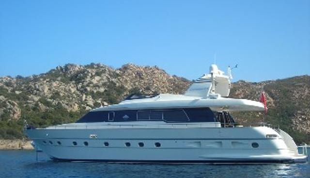 Whitehaven Charter Yacht