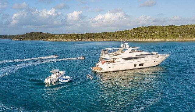 Lady Cope Charter Yacht