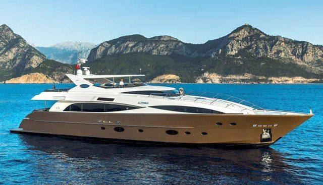 Aliyoni Charter Yacht - 2
