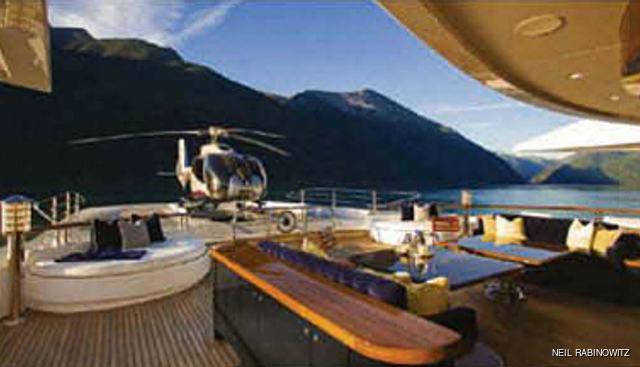Attessa IV Charter Yacht - 4