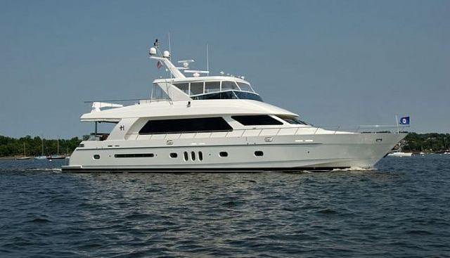 Roxy Maria Charter Yacht