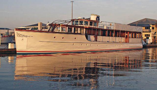 Honey Fitz Charter Yacht - 2