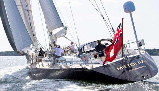Metolius Charter Yacht