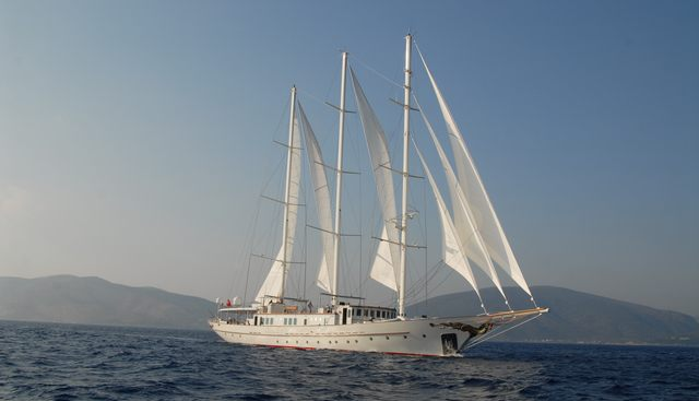 The Langley Charter Yacht