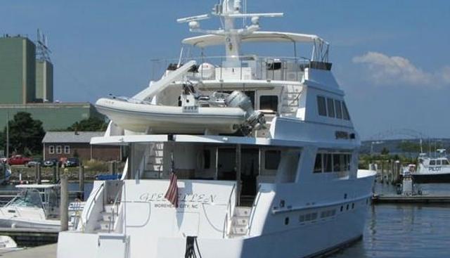 Glen Ellen Charter Yacht - 2