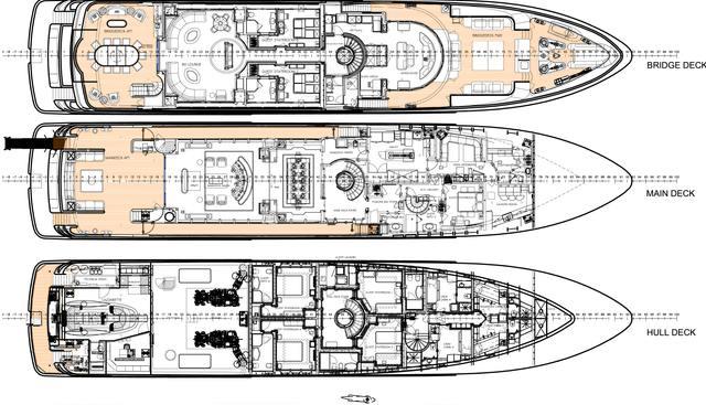Mirgab VI Charter Yacht - 6