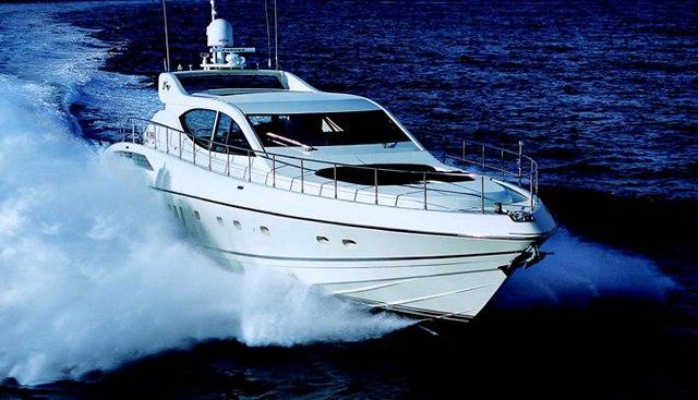 Tekitoo Charter Yacht