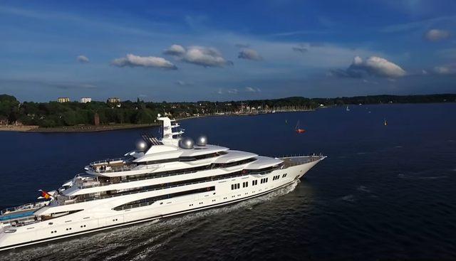 Amadea Charter Yacht - 5