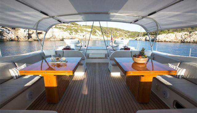 Capricorno Charter Yacht - 6