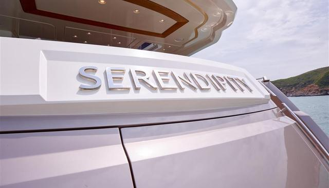 Serendipity Charter Yacht