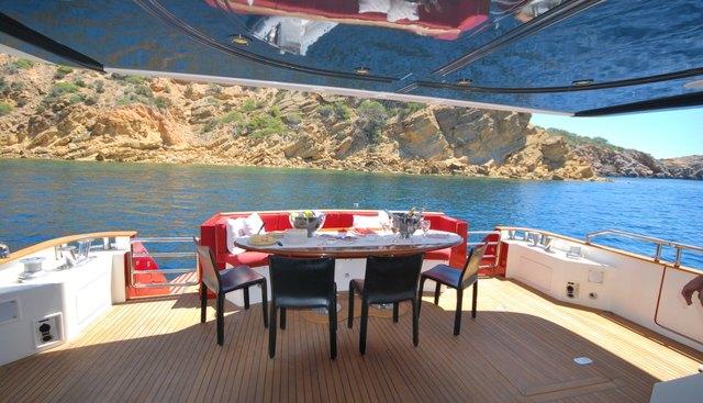 Figi Charter Yacht - 4