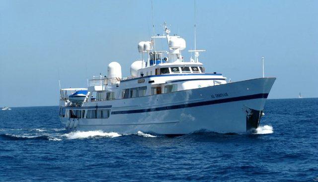 Al Diriyah Charter Yacht