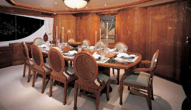 Gilaine O II Charter Yacht - 5