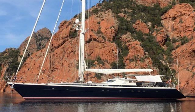 Blue Papillon Charter Yacht